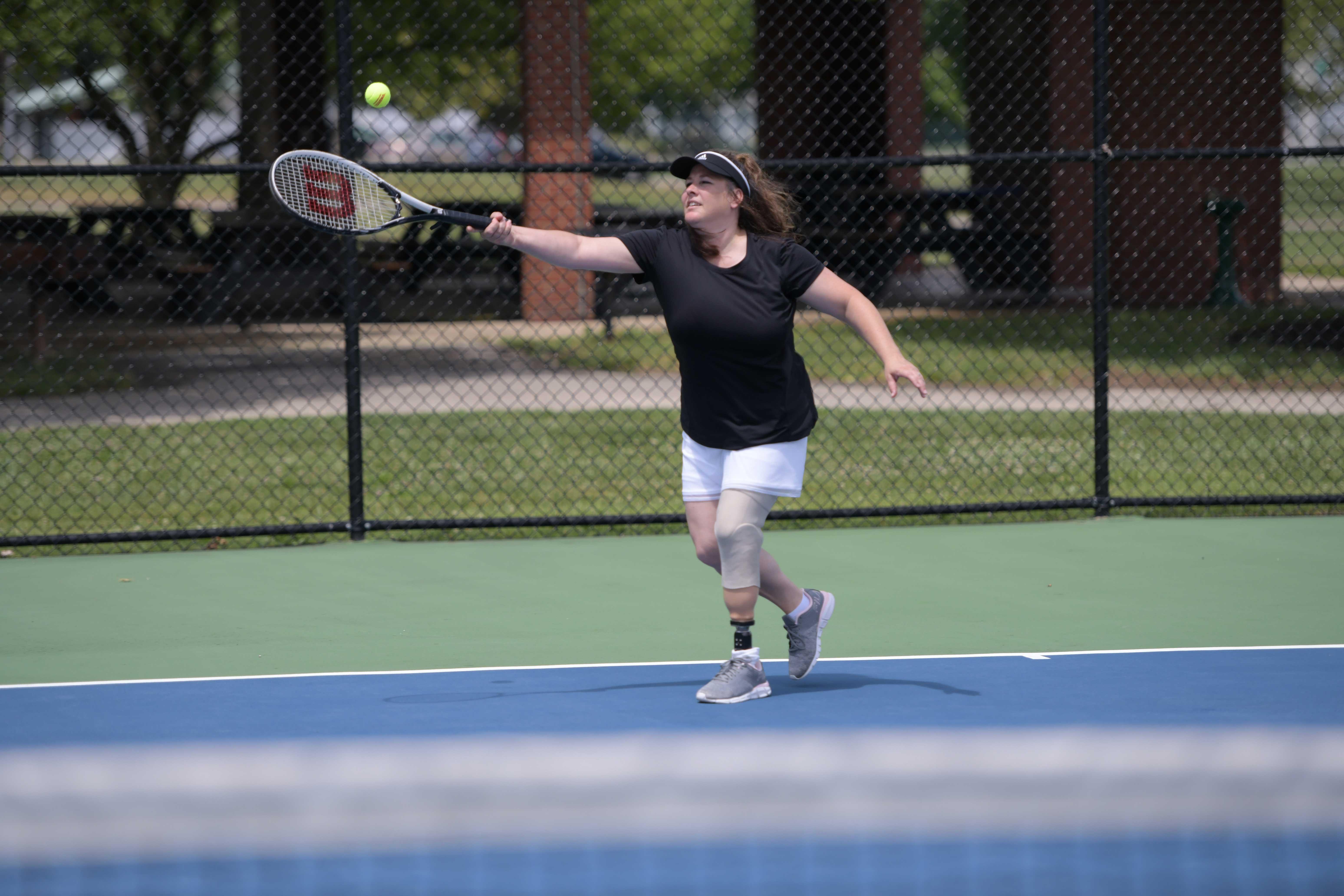 Prosthetic Tennis