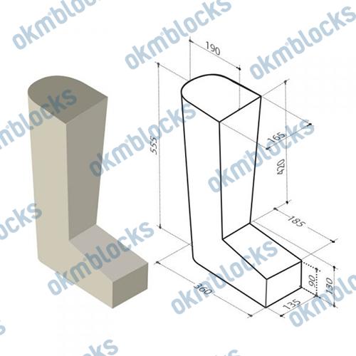 Polyurethane Block 115