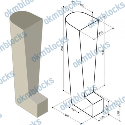 Polyurethane Block 116