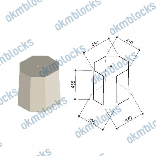 Polyurethane Block 202