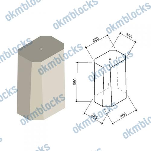 Polyurethane Block 203