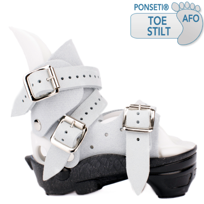 Clubfoot AFO Toe Stilt