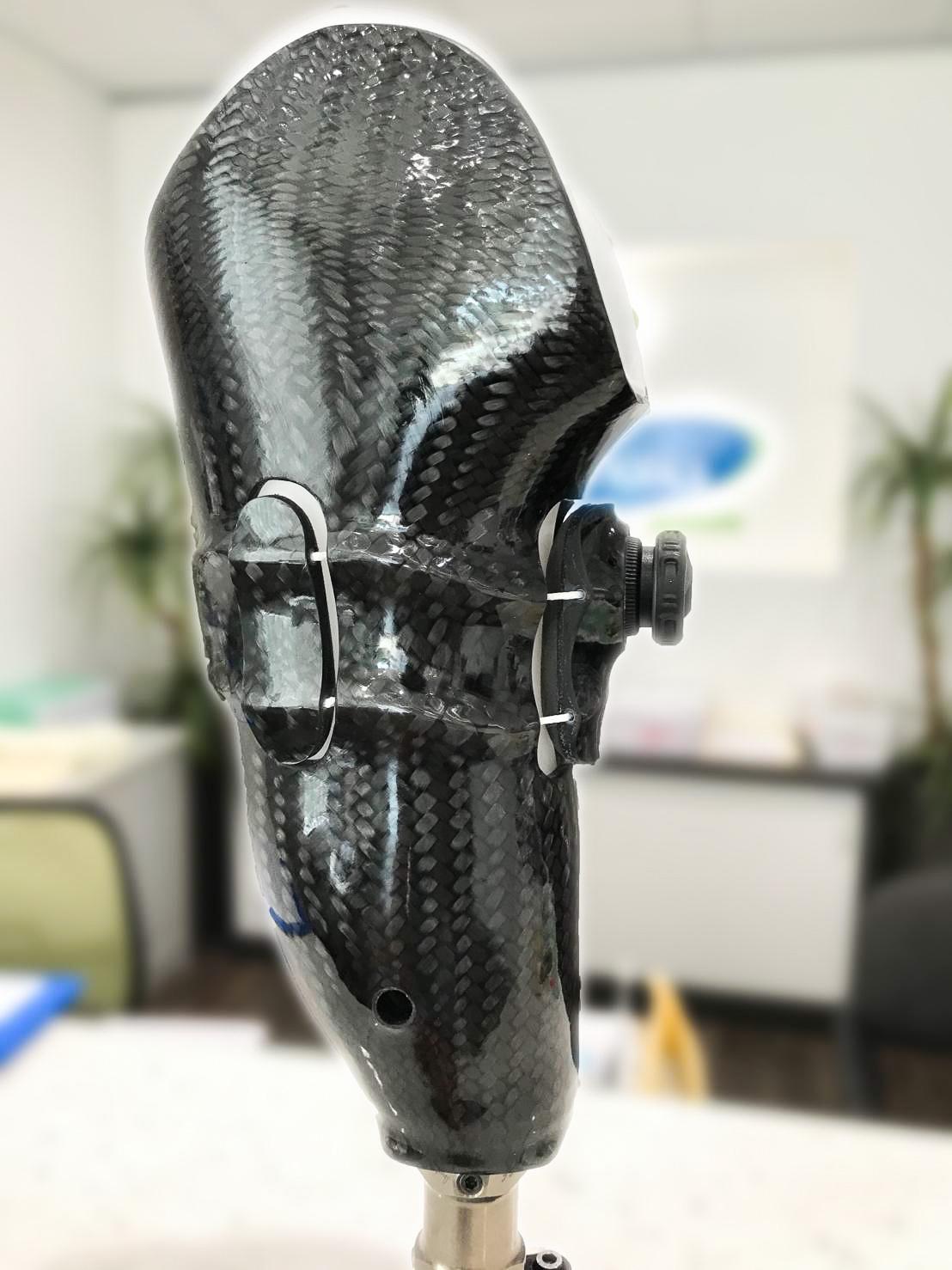 Carbon Fiber Socket with Click Revofit