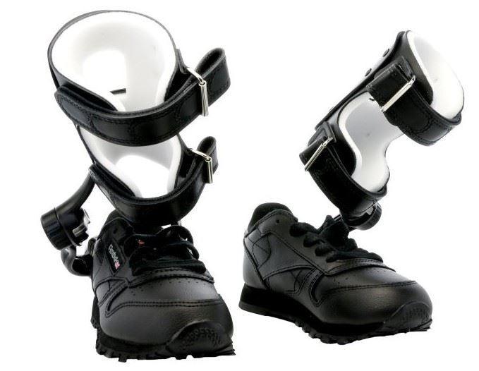 Pair ADM day shoes (Ambulatory)