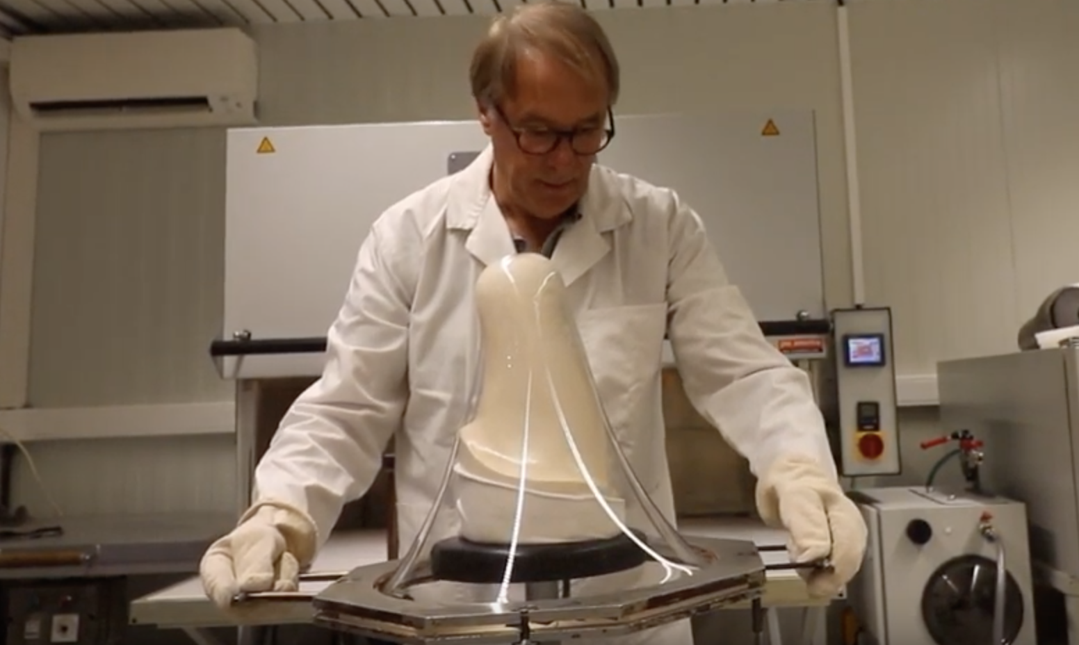 Bubble Forming High Temp Thermoplastics