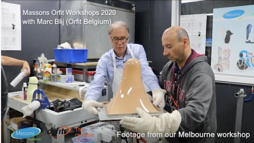High Temp Plastics Workshops with Marc Blij