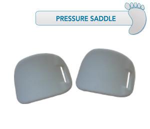 pressure saddle