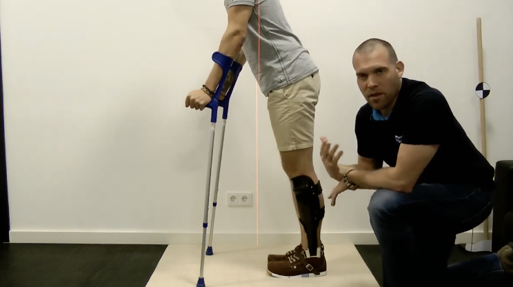 3. Configuring NEURO SWING Ankle Joint for Patients