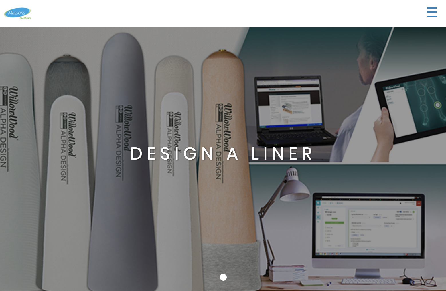 Design A Liner Website