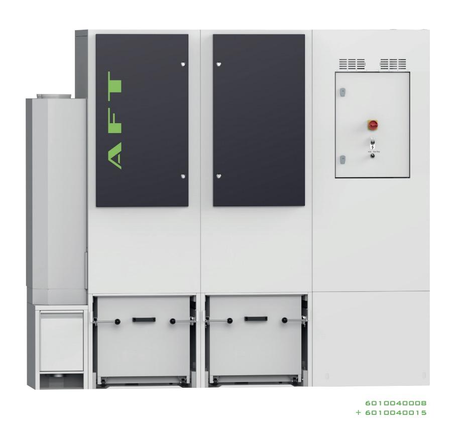 Dust Extraction Unit MAS 2300