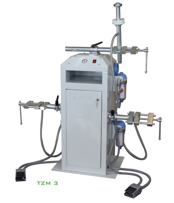 Vacuum Station TZM