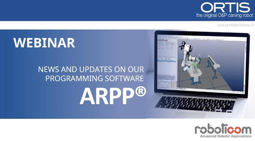 News and Updates on Roboticom's ARPP Programming Software
