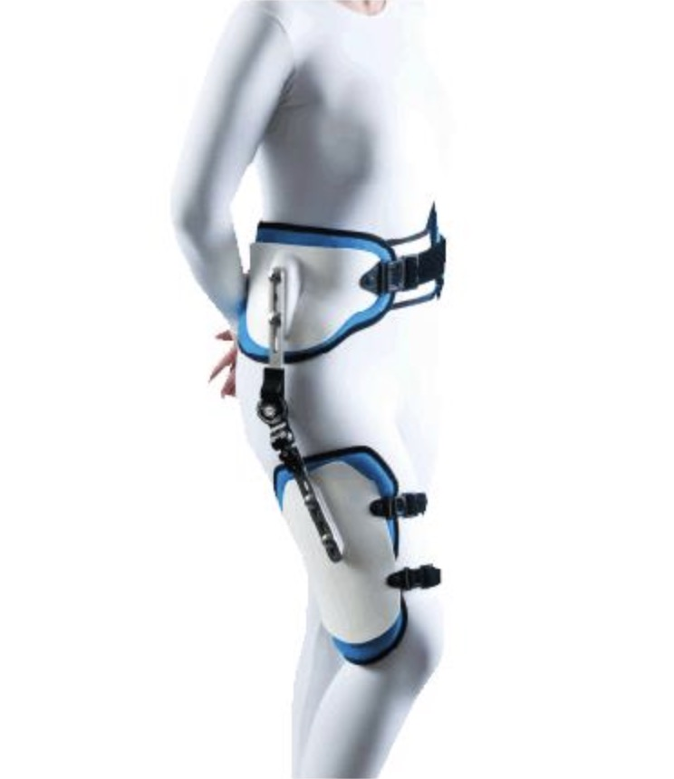 TLC Hip Abduction Brace