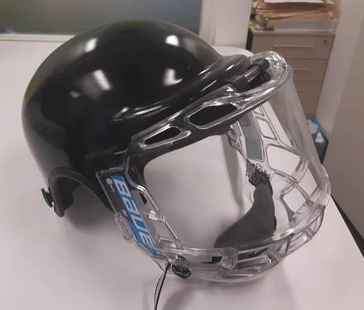 protection cranial helmet