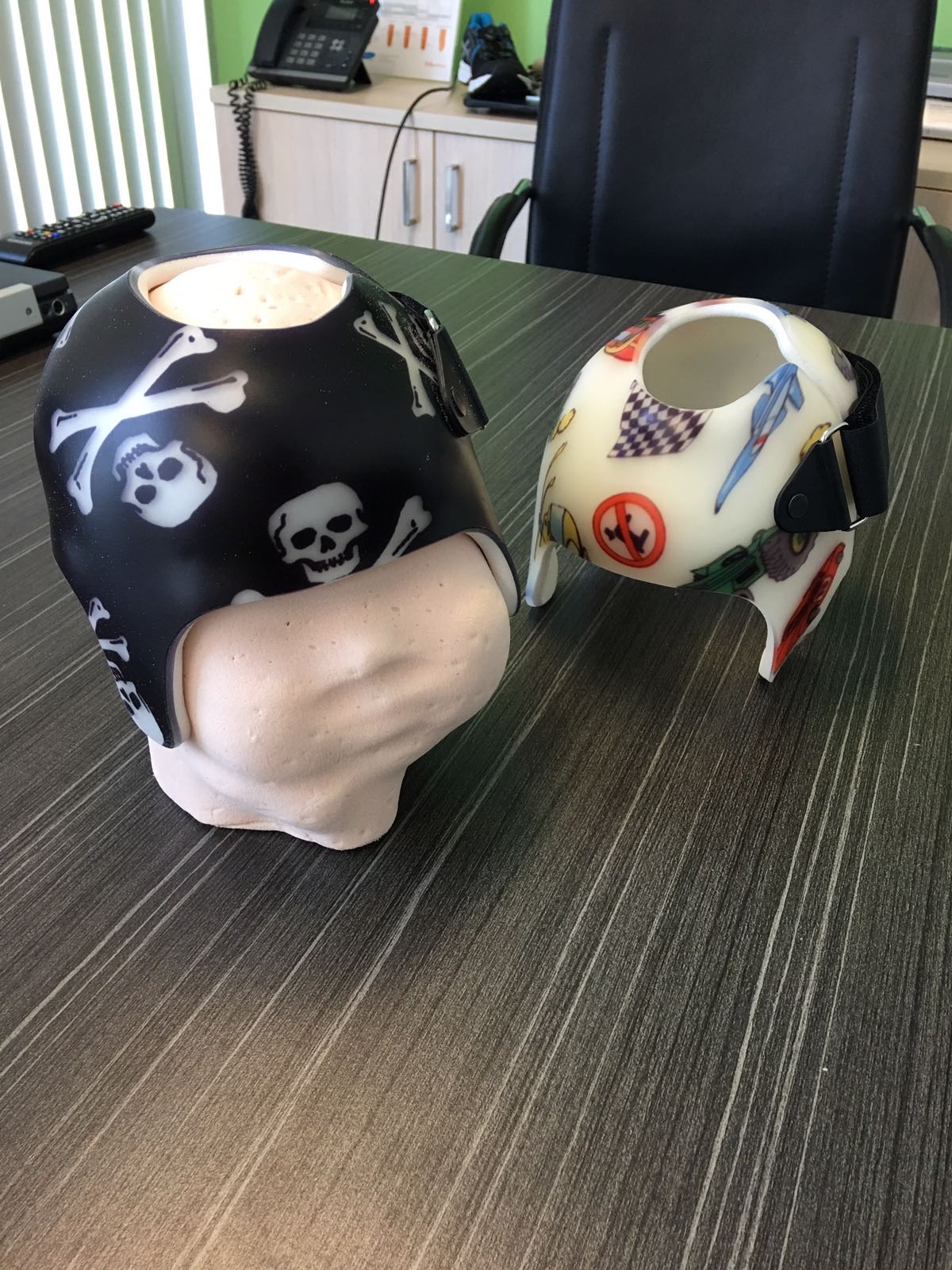 Cranial Helmet Massons