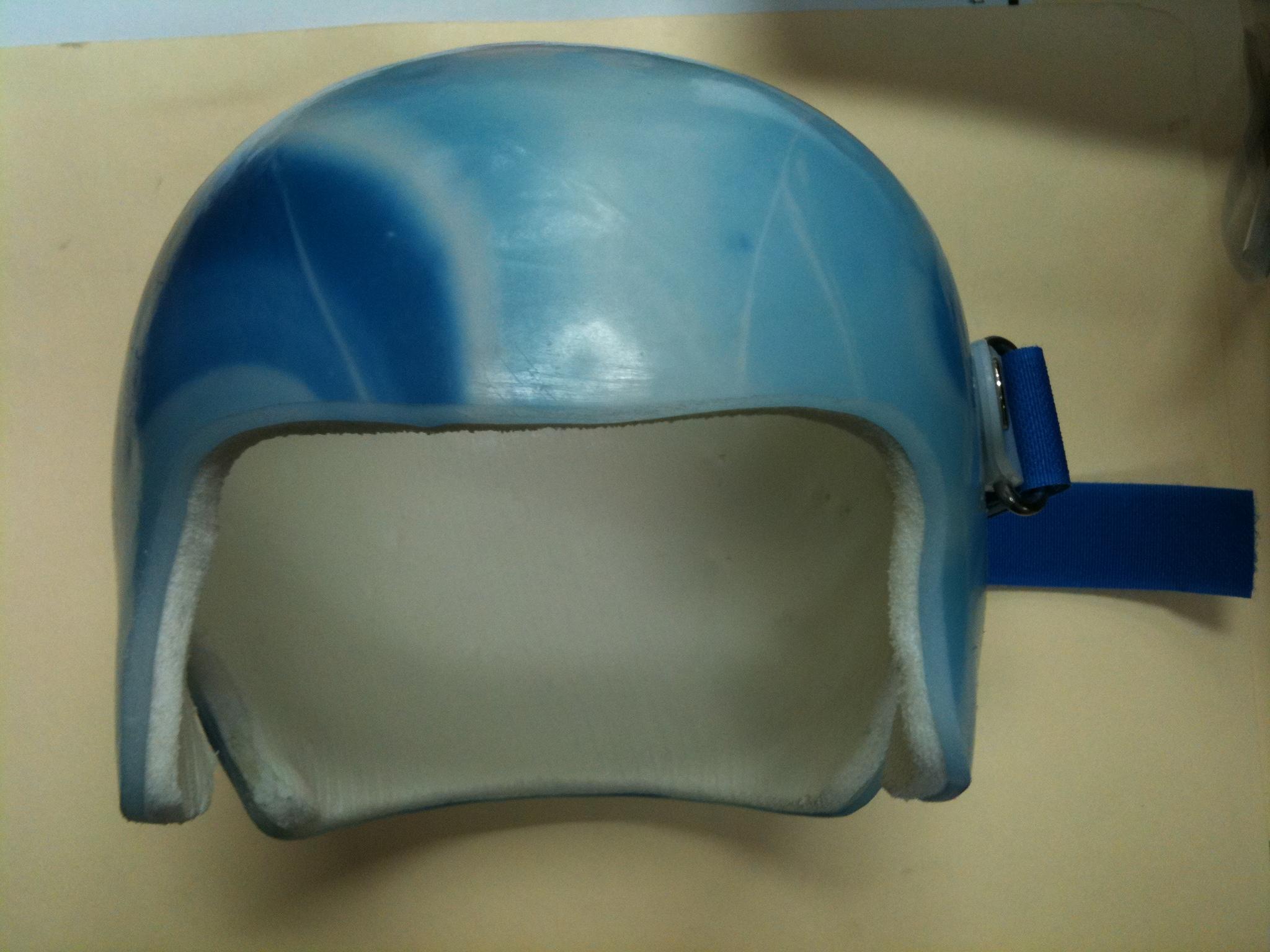 Cranial Helmet Front Massons Healthcare