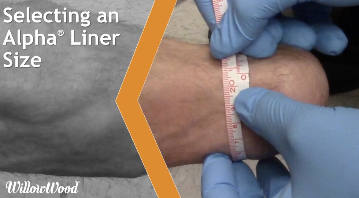 Selecting an Alpha® Liner Size