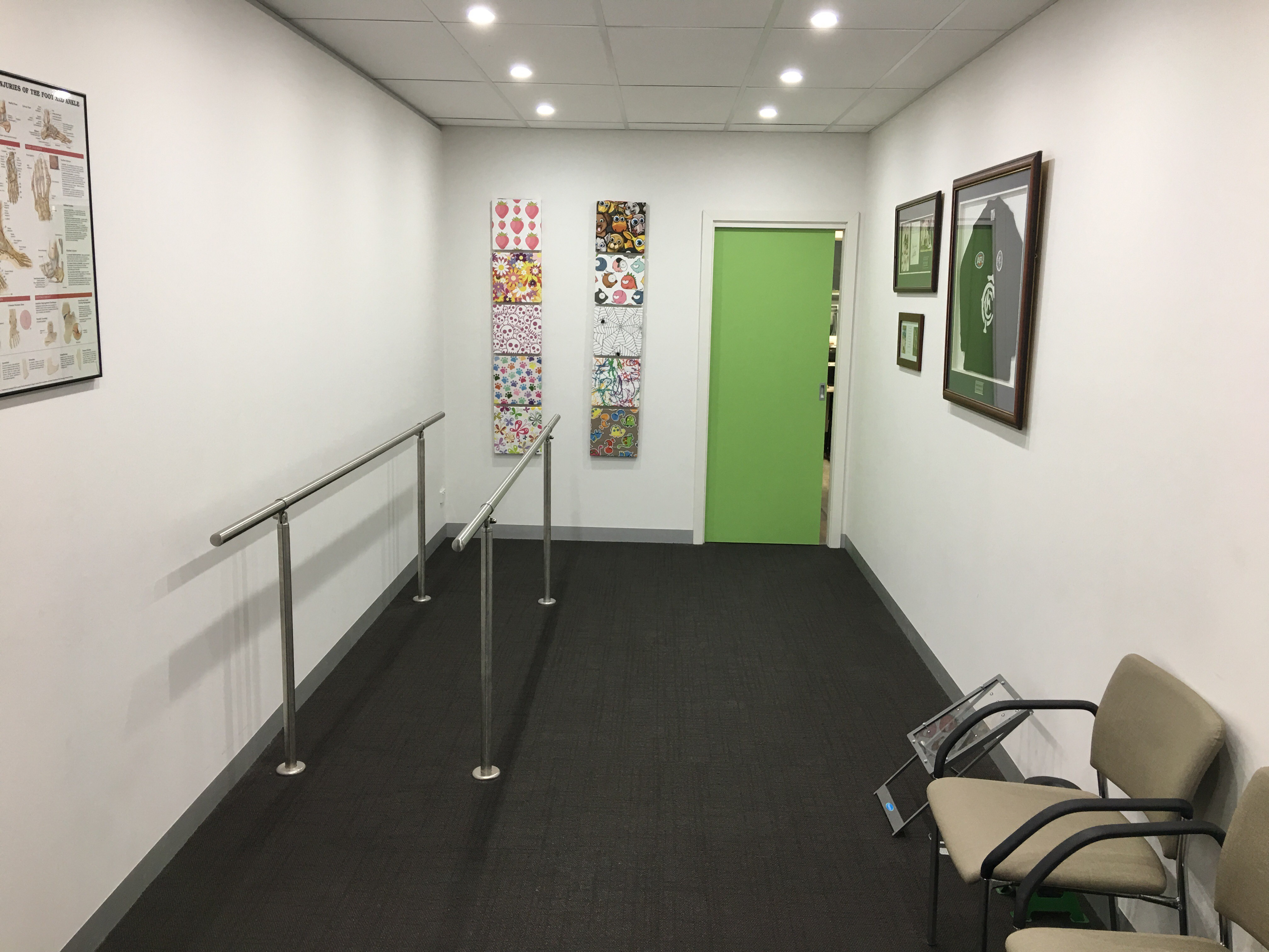 Massons Clinic Room