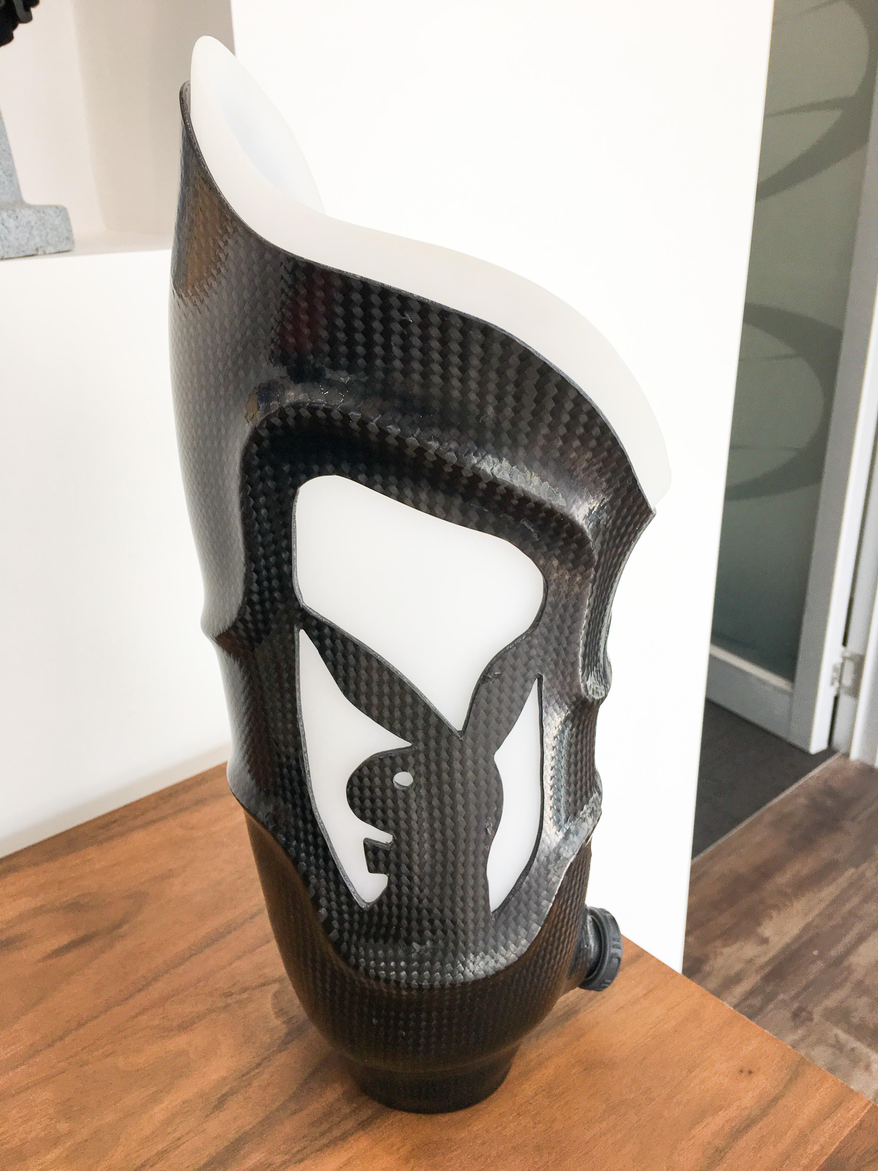 Carbon Socket Angle 5