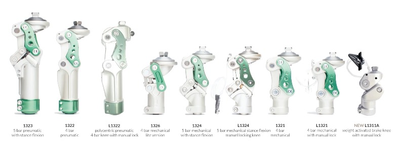 ST&G K1-K3 Green Family Knee Series: Everything You Need To Know