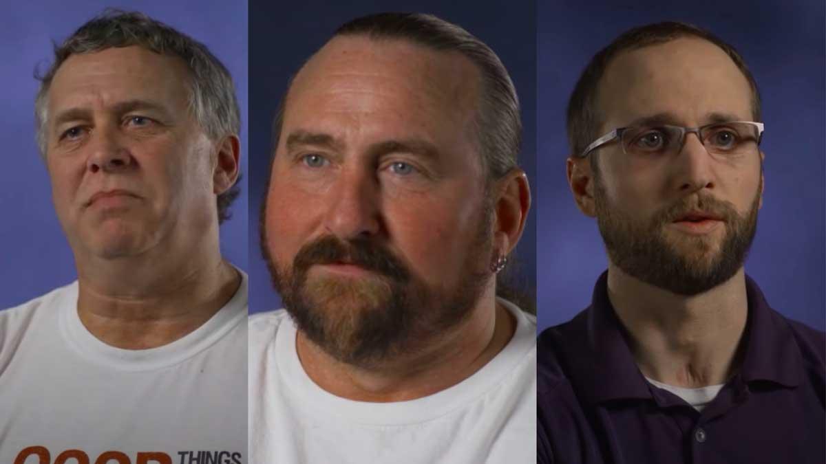 Alpha SmartTemp Liner - Dean, Russ & Chad