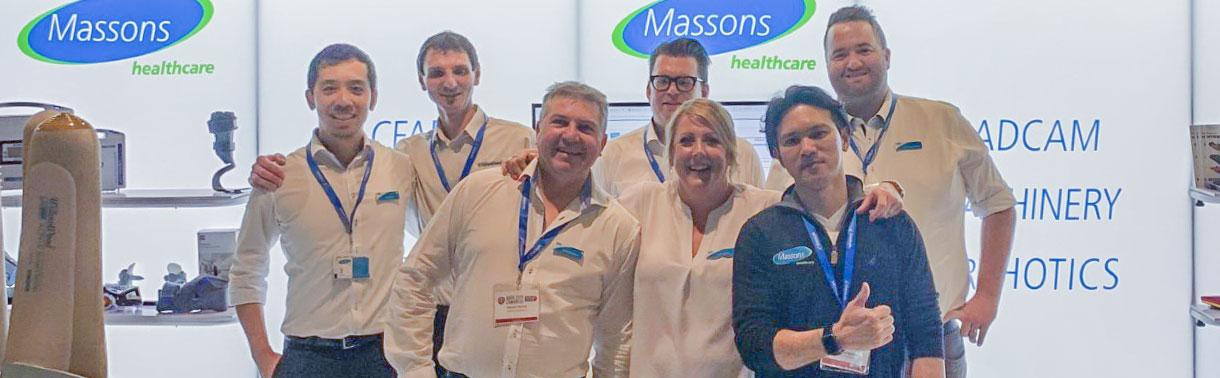 Massons Healthcare Team