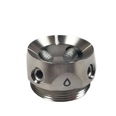 Waterproof Rotating Receiver (Titanium)