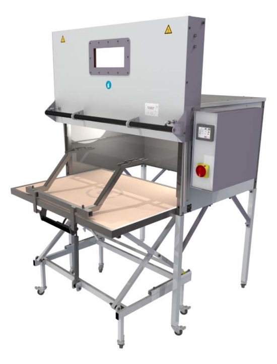 Infrared Oven IR 1000/3