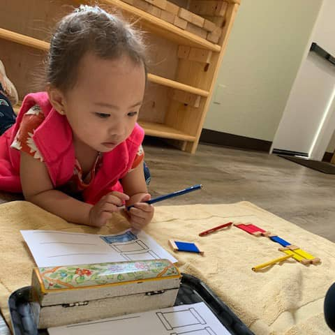toddler color activity