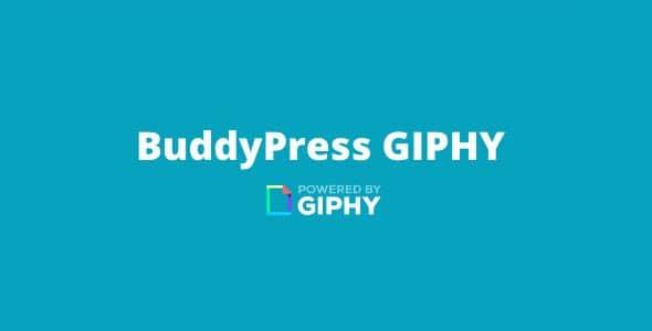 BuddyPress Giphy