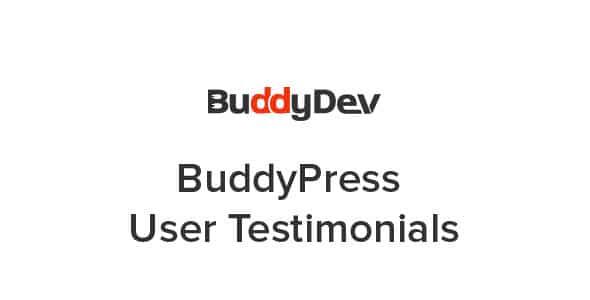 BuddyPress User Testimonials