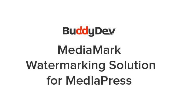 MediaMark – Watermarking Solution For MediaPress