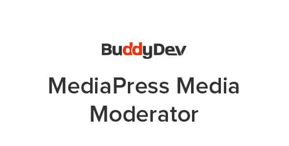 MediaPress Media Moderator