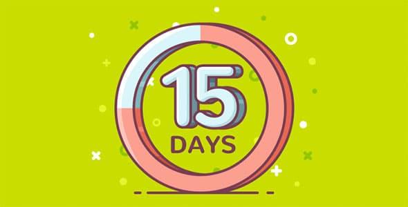 Custom Countdown Addon MotoPress