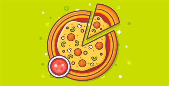 Restaurant Menu Toppings MOTOPRESS