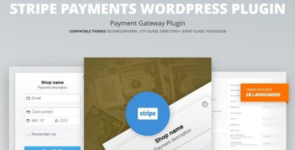 Stripe Payments WordPress Plugin