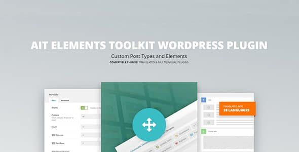 AIT Elements Toolkit WordPress Plugin