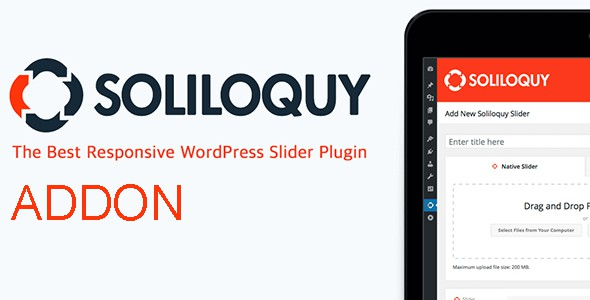 Soliloquy Featured Content Addon
