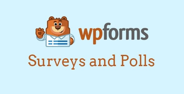 WPForms Surveys And Polls Addon