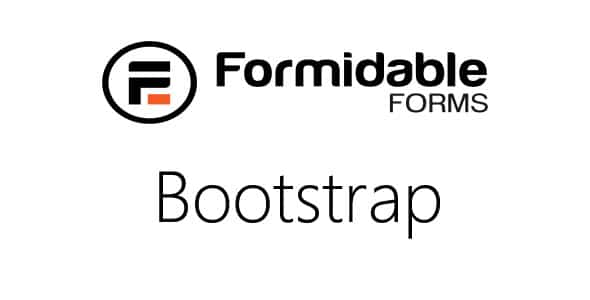 Formidable Bootstrap