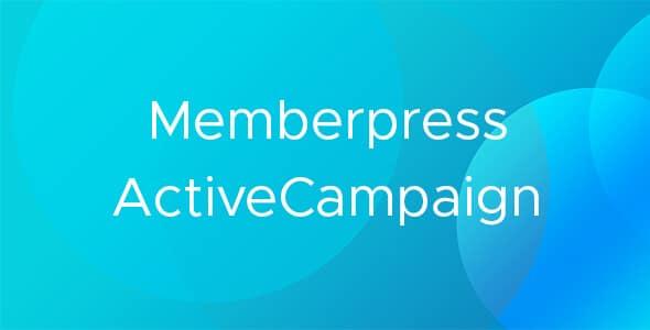 MemberPress Active Campaign