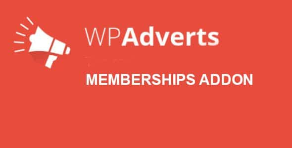 WP Adverts – Memberships Addon