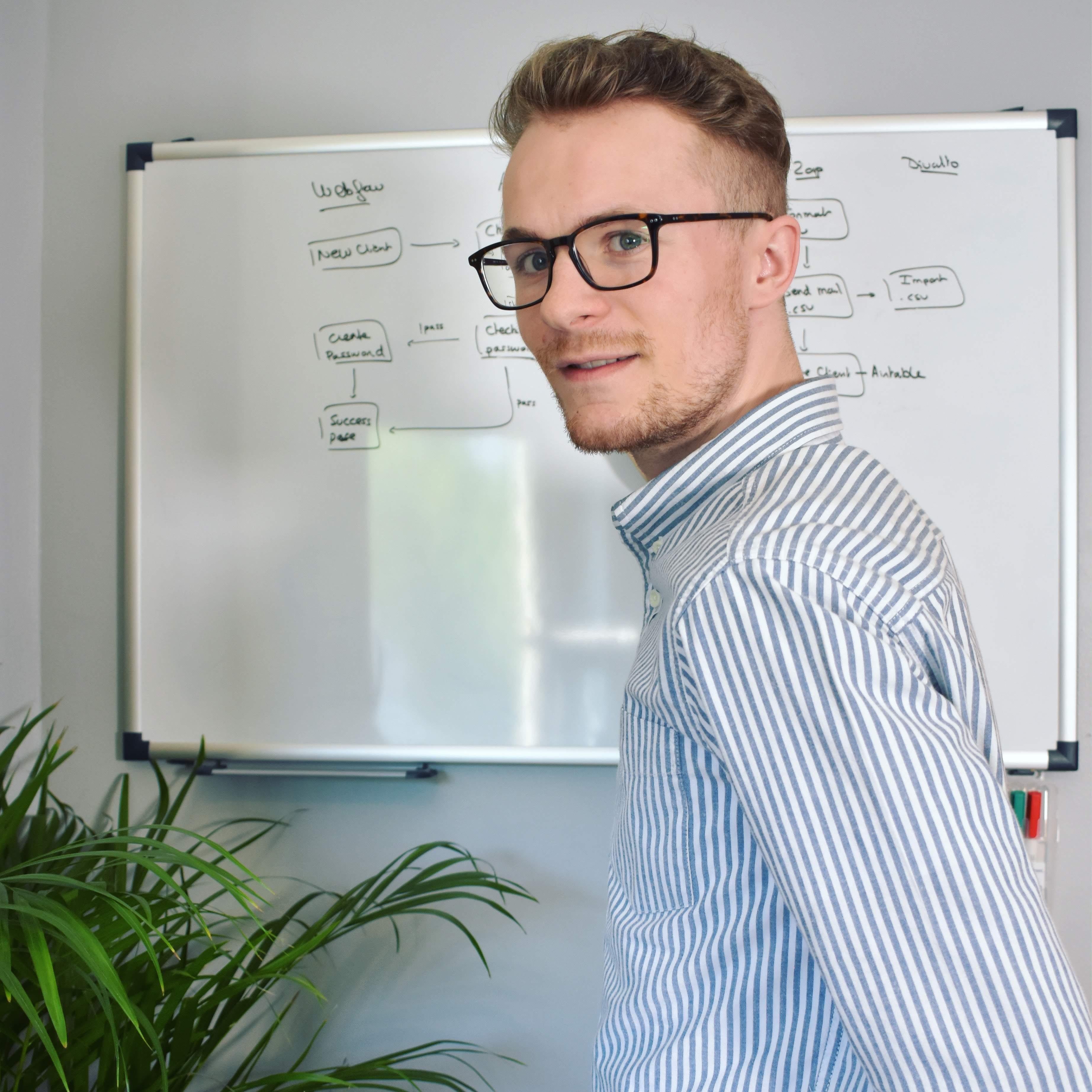 Développeur web freelance, création site web, Robin Desarcy