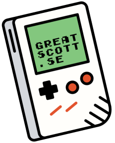 Illustration of Gameboy