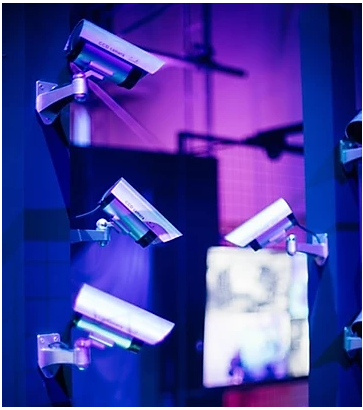 Existing CCTV cameras used for video analytics