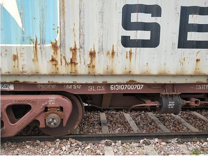 Using AI Video Analytics for OCR of Wagon Numbers and Container Numbers.