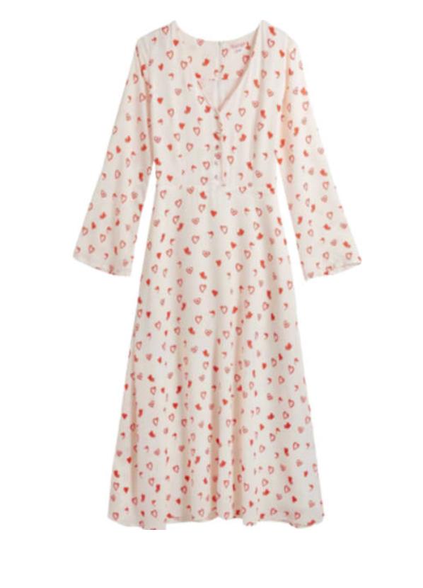 Bo Midi Dress