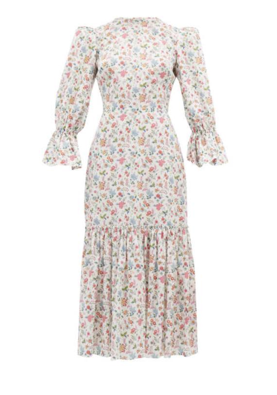 SONGBIRD DRESS