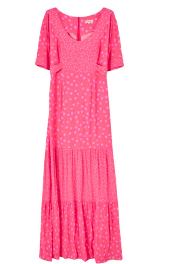 ELLIOT MAXI DRESS PINK