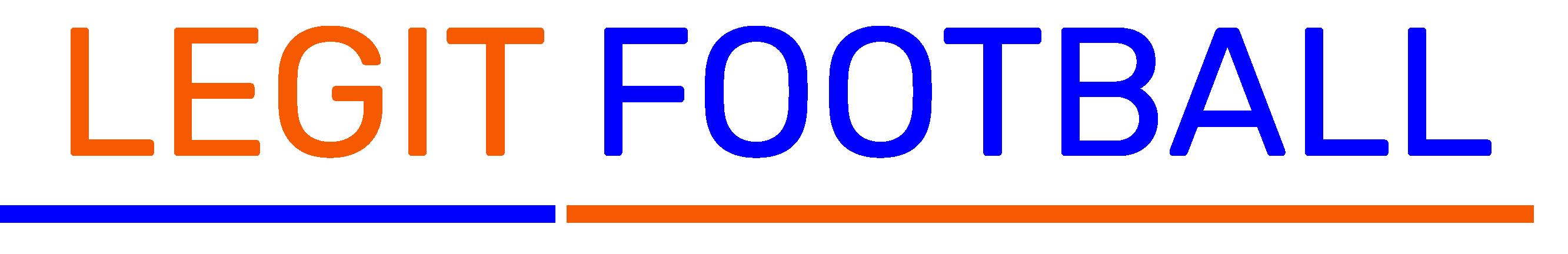 Legit Football Logo